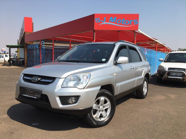 2009 Kia Sportage 2.0  North West Province Orkney_0