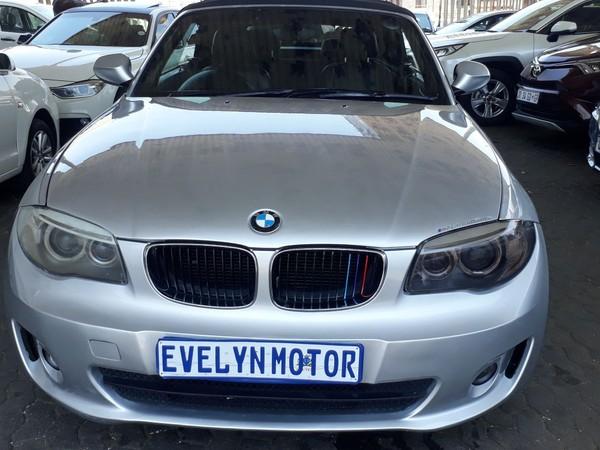 2011 BMW 1 Series 125i M Sport Line 3dr At f21  Gauteng Johannesburg_0