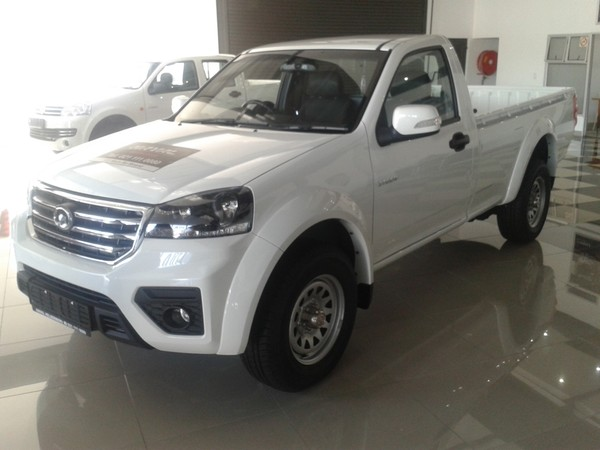 2020 GWM Steed 5 2.0 WGT Workhorse Single Cab Bakkie Western Cape Brackenfell_0