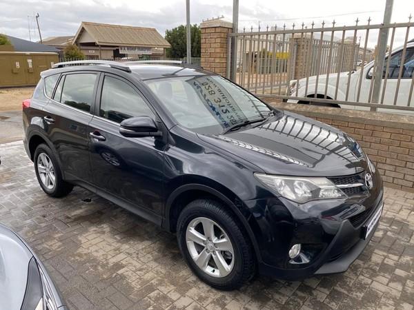 2013 Toyota Rav 4 Rav4 2.2d-4d Gx  Western Cape Hermanus_0