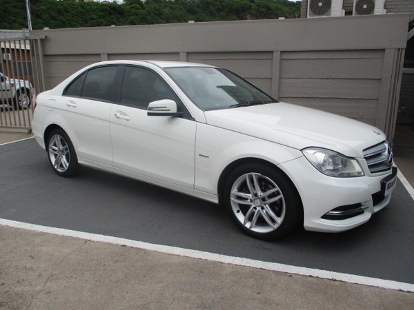 2012 Mercedes-Benz C-Class C200 Be Classic At  Kwazulu Natal Durban_0