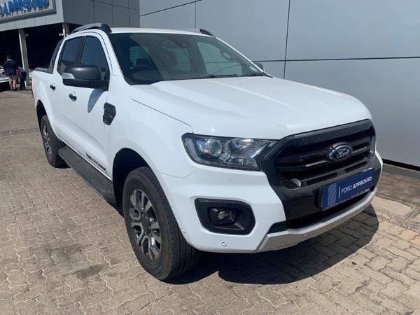 2019 Ford Ranger 2.0TDCi Wildtrak Auto Double Cab Bakkie Gauteng Krugersdorp_0