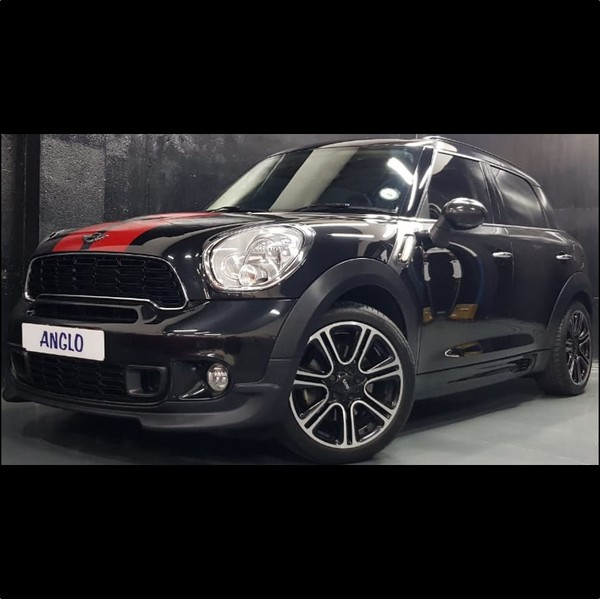 2014 MINI Cooper S S Countryman At  Gauteng Benoni_0