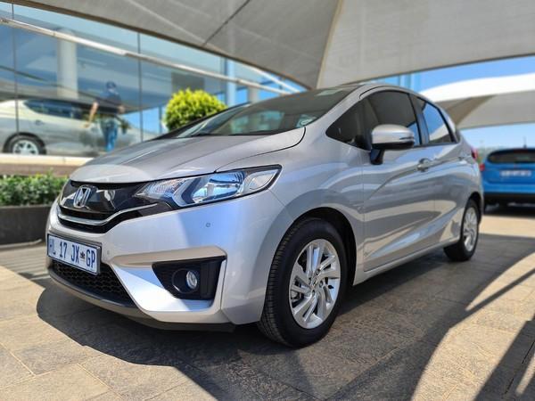 2018 Honda Jazz 1.5 Elegance CVT Gauteng Johannesburg_0