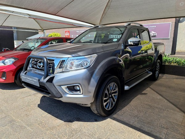 2019 Nissan Navara 2.3D Auto Double Cab Bakkie Gauteng Johannesburg_0