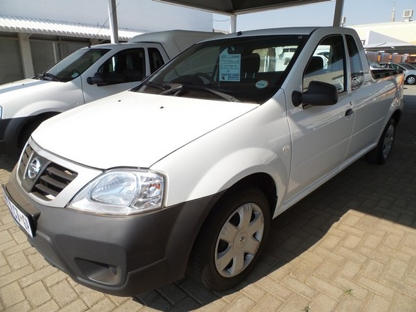 2019 Nissan NP200 1.5 Dci Se Pusc  Free State Kroonstad_0