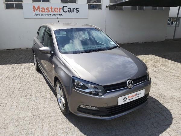 2019 Volkswagen Polo Vivo 1.6 Highline 5-Door Western Cape Kuils River_0