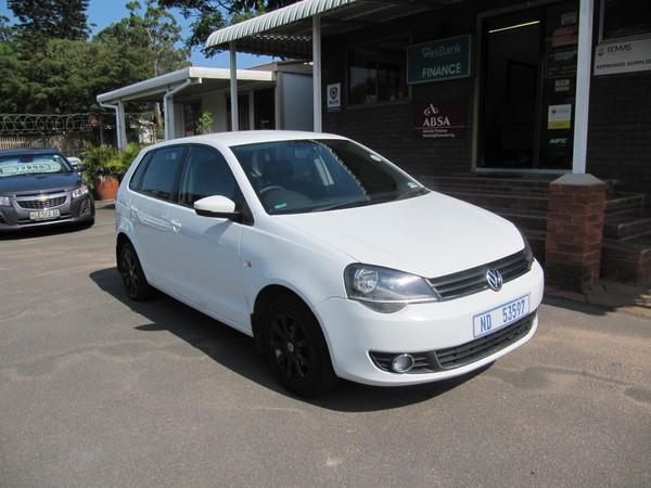 2015 Volkswagen Polo Vivo GP 1.4 Trendline 5-Door Kwazulu Natal Pinetown_0