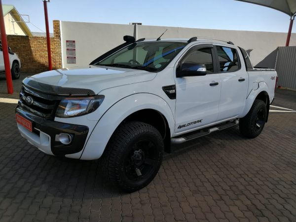 2014 Ford Ranger 3.2 TDCi Wildtrak 4X4 DC AT Gauteng Pretoria_0