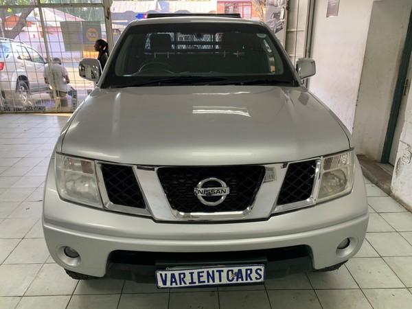 2015 Nissan Navara 2.5 Dci  Xe Kcab Pu Sc  Gauteng Johannesburg_0