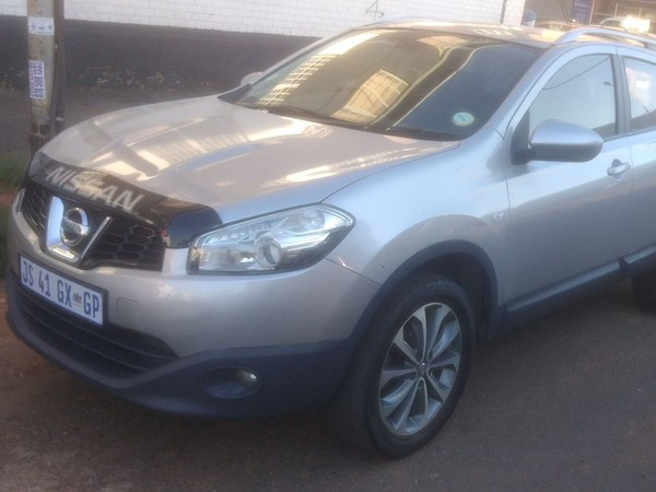2011 Nissan Qashqai 2.0 Acenta N-tec Ltd  Gauteng Jeppestown_0