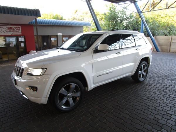 2015 Jeep Grand Cherokee 5.7 V8 Overland Gauteng Pretoria_0