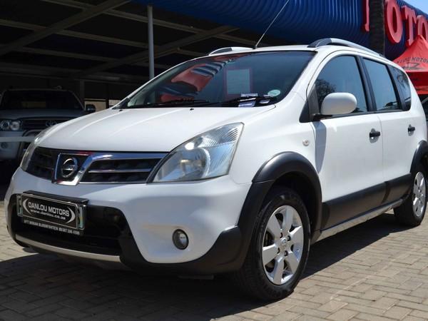 2014 Nissan Livina 1.6 Acenta X-gear  North West Province Klerksdorp_0