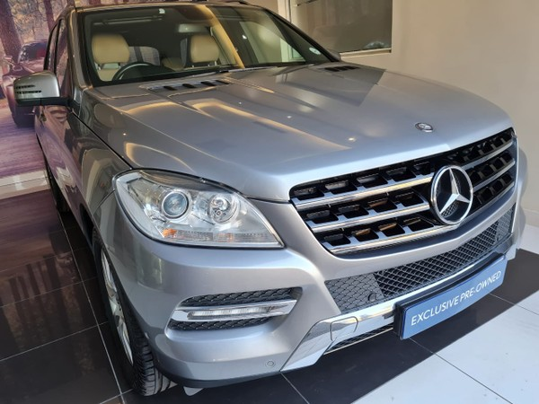 2013 Mercedes-Benz M-Class Ml 250 Bluetec  Gauteng Midrand_0