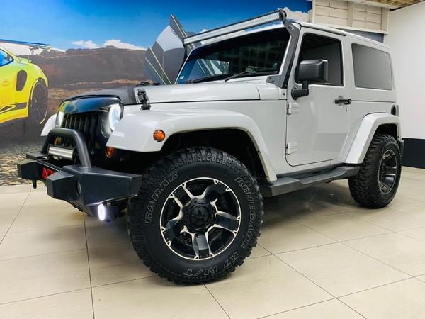 2013 Jeep Wrangler Sahara 3.6l V6 At 2dr  Gauteng Benoni_0