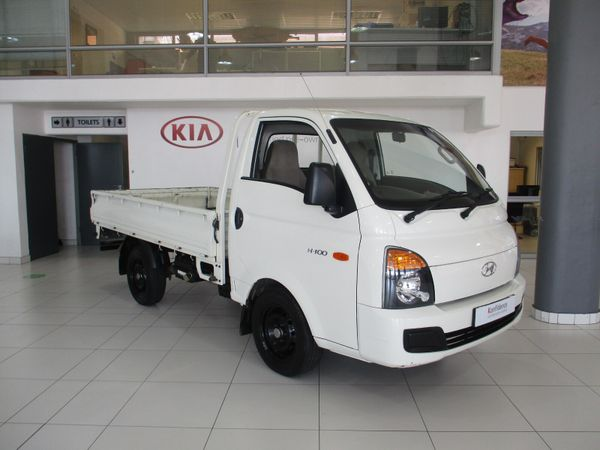 2019 Hyundai H100 Bakkie 2.6d Ac Fc Ds  Kwazulu Natal Pinetown_0