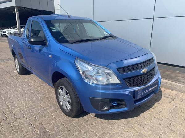2017 Chevrolet Corsa Utility 1.4 Ac Pu Sc  Gauteng Krugersdorp_0
