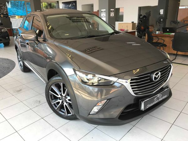2016 Mazda CX-3 2.0 Individual Auto Gauteng Sandton_0