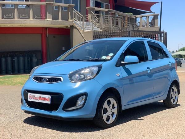 2012 Kia Picanto 1.2 Ex  Gauteng Brakpan_0
