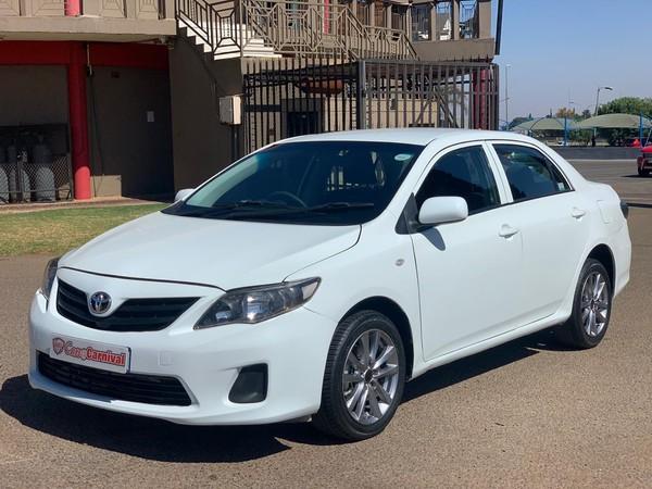 2018 Toyota Corolla Quest 1.6 Auto Gauteng Brakpan_0