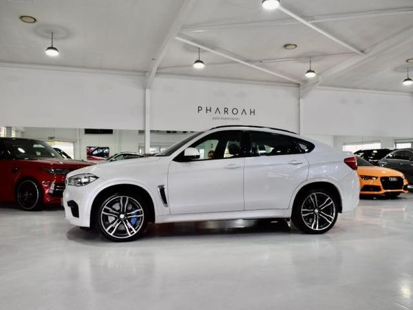 2016 BMW X6 X6 M Gauteng Sandton_0