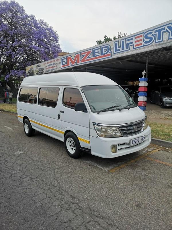 2011 Jinbei Haise 2.2i Gauteng Kempton Park_0