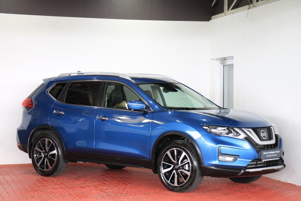 2020 Nissan X-Trail 1.6dCi Tekna 4X4 Western Cape Bellville_0