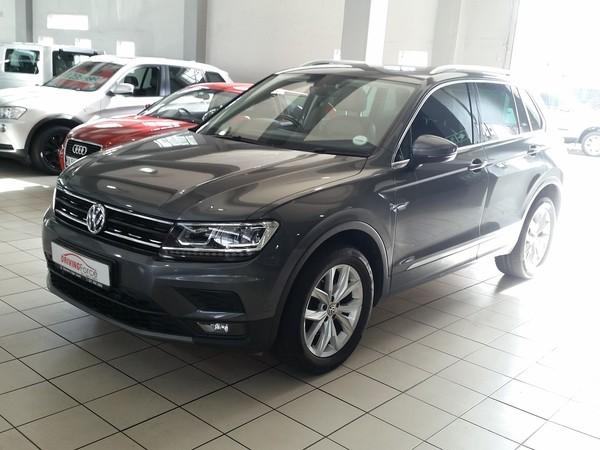 2018 Volkswagen Tiguan 2.0 TDI Comfortline 4Mot DSG Western Cape Wynberg_0