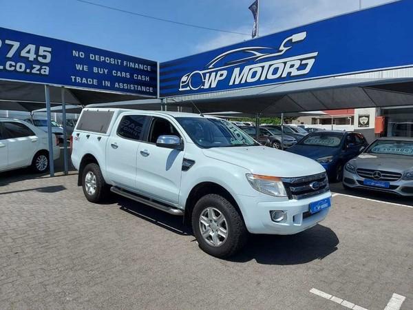 2014 Ford Ranger 3.2tdci Xlt 4x4 At Pu Dc  Western Cape Bellville_0