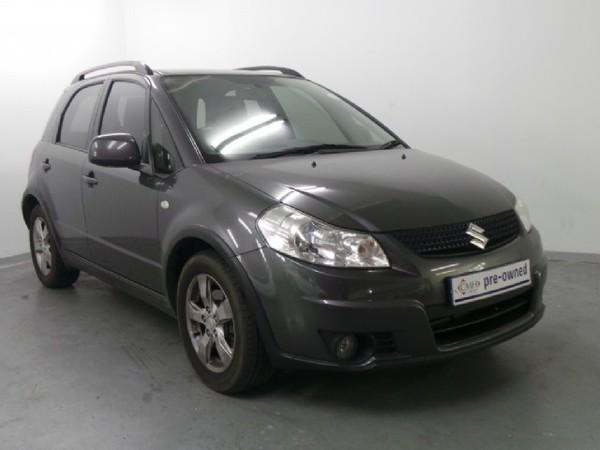 2011 Suzuki SX4 2.0 Awd  Kwazulu Natal Pinetown_0