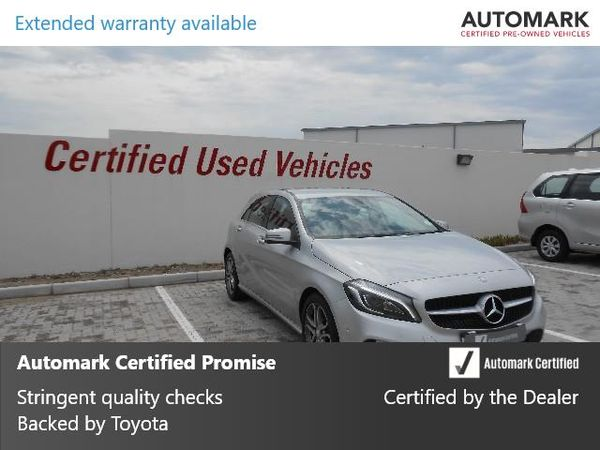 2016 Mercedes-Benz A-Class A 220d Urban Auto Eastern Cape Port Elizabeth_0