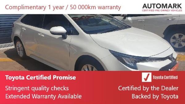 2020 Toyota Corolla 1.8 XS CVT Gauteng Boksburg_0