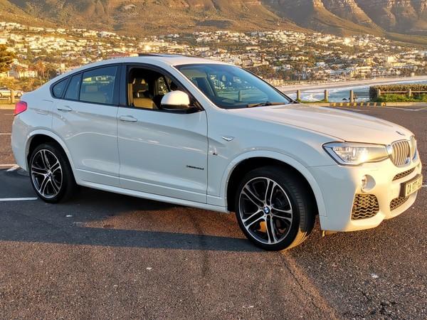 2015 BMW X4 xDRIVE30d M Sport Western Cape Bellville_0