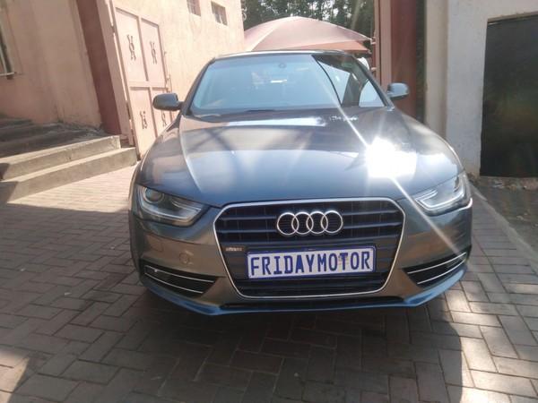 2014 Audi A4 1.8t S Avant  Gauteng Johannesburg_0