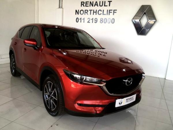 2017 Mazda CX-5 2.0 Dynamic Auto Gauteng Randburg_0