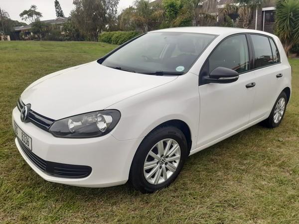 2011 Volkswagen Golf Vi 1.6i Trendline  Eastern Cape Port Elizabeth_0
