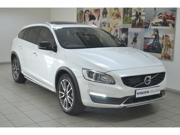 2018 Volvo V60 CC D4 Inscription Geartronic AWD Gauteng Bryanston_0