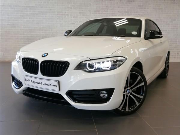 2020 BMW 2 Series BMW 220i  Coupe Gauteng Boksburg_0