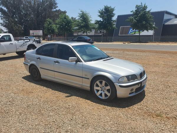 2001 BMW 3 Series 320d e46fl  Gauteng Lenasia_0