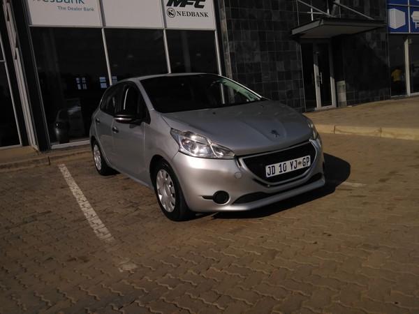 2013 Peugeot 208 1.2 Vti  Active 5dr  Gauteng Midrand_0