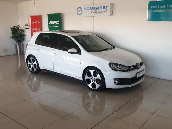 2011 Volkswagen Golf Vi Gti 2.0 Tsi Dsg  Western Cape Strand_0