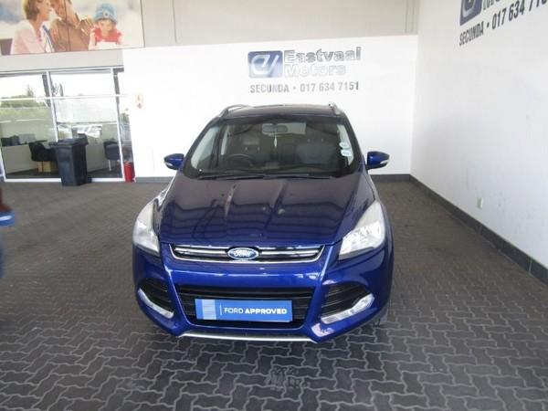 2014 Ford Kuga 2.0 TDCI Trend AWD Powershift Mpumalanga Secunda_0