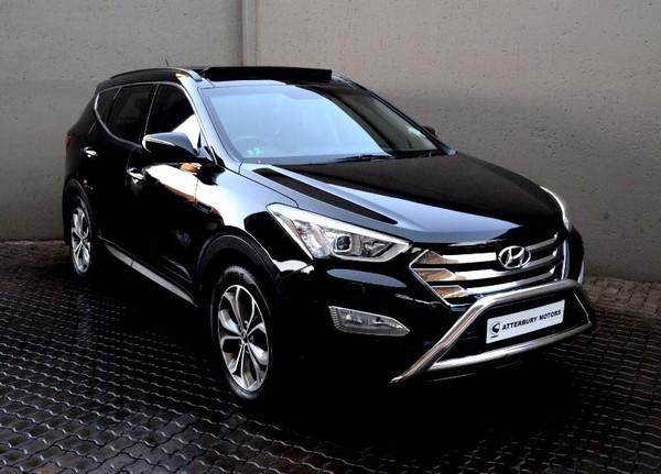2013 Hyundai Santa Fe R2.2 Awd Elite 7s At  Gauteng Pretoria_0