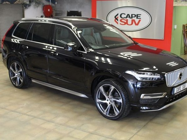 2015 Volvo XC90 D5 Geartronic AWD 1st Edition Western Cape Brackenfell_0