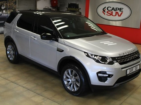 2016 Land Rover Discovery Sport Sport 2.2 SD4 SE Western Cape Brackenfell_0