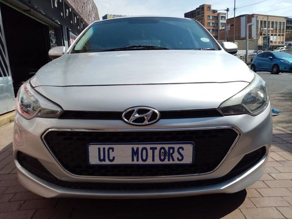 2015 Hyundai i20 1.2 Motion Gauteng Germiston_0