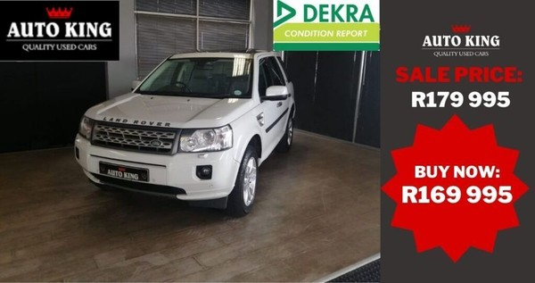 2011 Land Rover Freelander Ii 2.2 Sd4 Se At  Western Cape Cape Town_0
