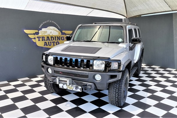 2008 Hummer H3 Adventure At  Gauteng Pretoria_0
