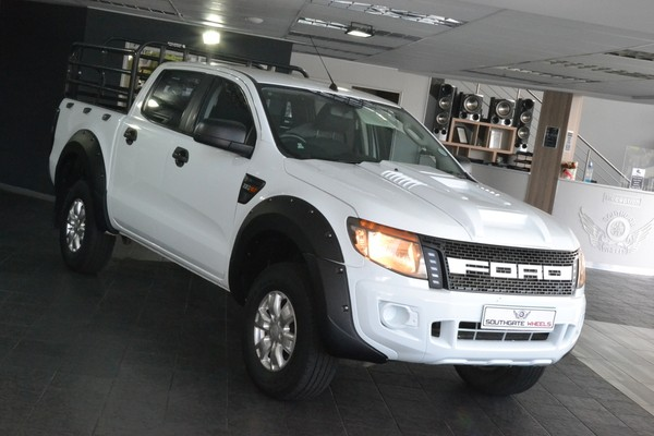 2015 Ford Ranger 2.2tdci Xl Pu Dc  Gauteng Roodepoort_0