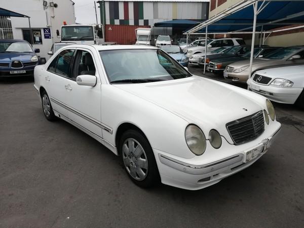 2000 Mercedes-Benz E-Class E280 V6 Elegance At  Kwazulu Natal Durban_0